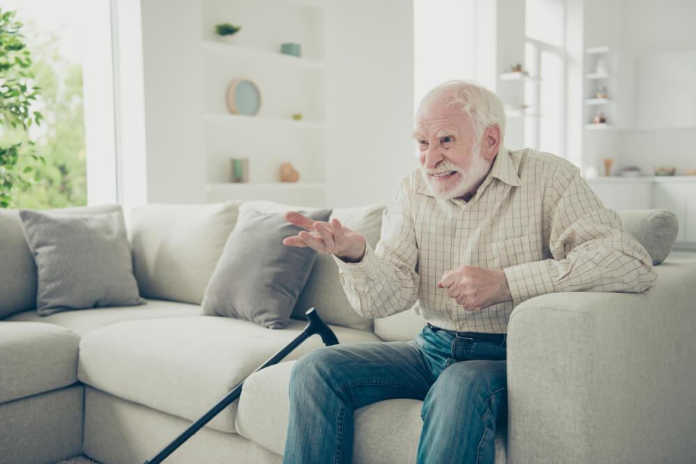 staračka demencija slike