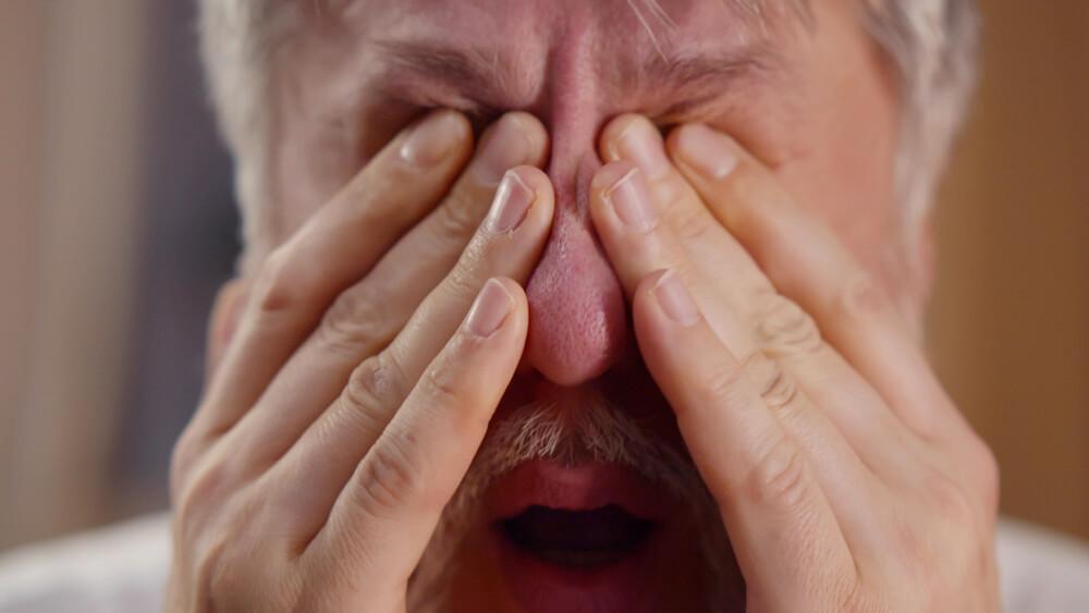 suzenje očiju stariji ljudi