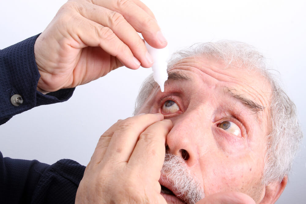 suzenje očiju kod starijih saveti